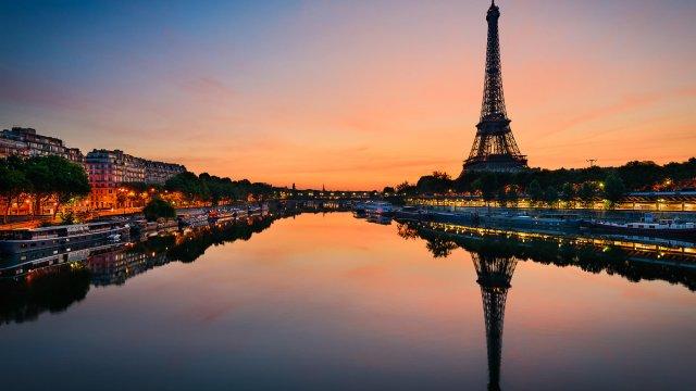Διακοπές στο Παρίσι