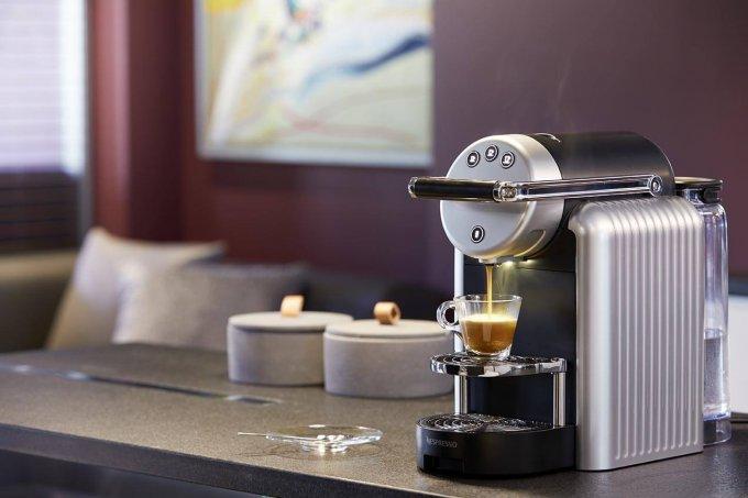 In-Room coffee facilities