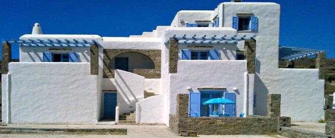 Pleiades Paros Apartments