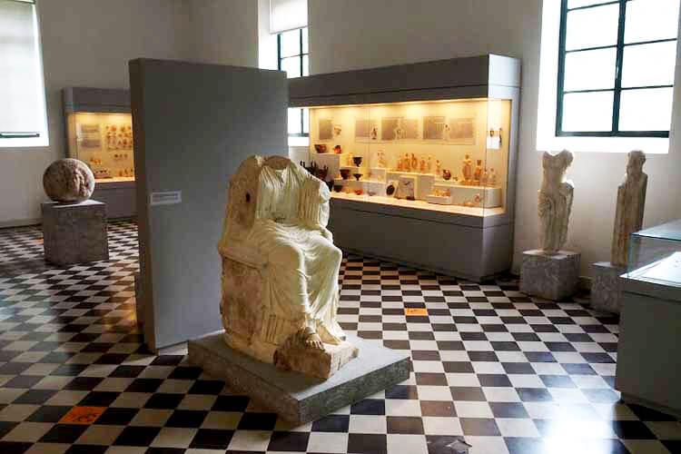 Μουσείο Χαιρώνειας