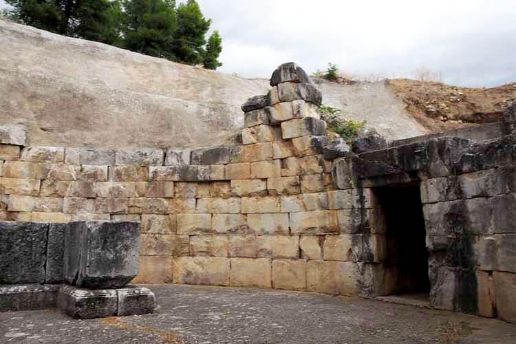 Τάφος του Μινύα Ορχομενός