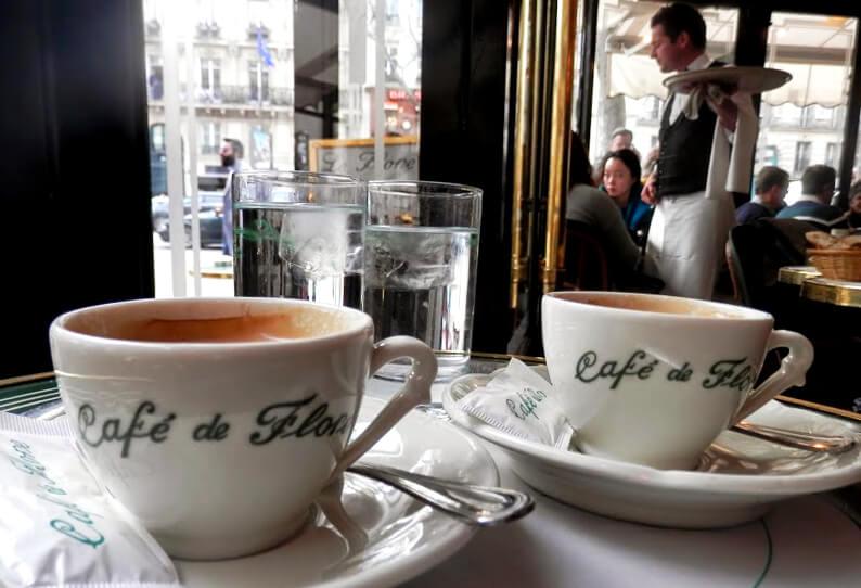 Cafe de Flore Παρίσι
